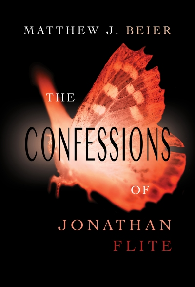 Cover Image - The Confessions of Jonathan Flite