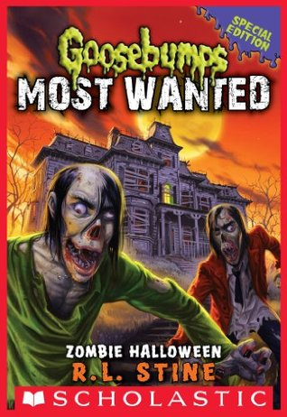 Goosebumps Most Wanted Special #1