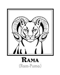 Illustration, Rama