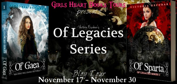 Of Legacies Banner Tour