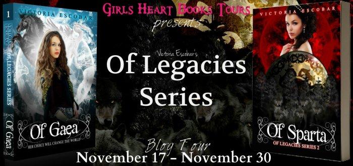 Of Legacies Banner Tour