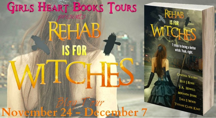 Rehab is For Witches Tour Banner