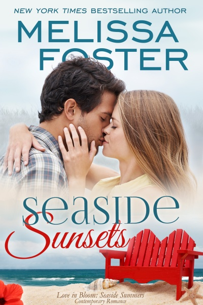 Seaside Sunset Cover