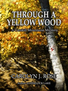 Through A Yellow Wood