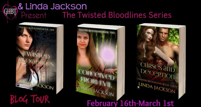 Twisted Bloodlines Series