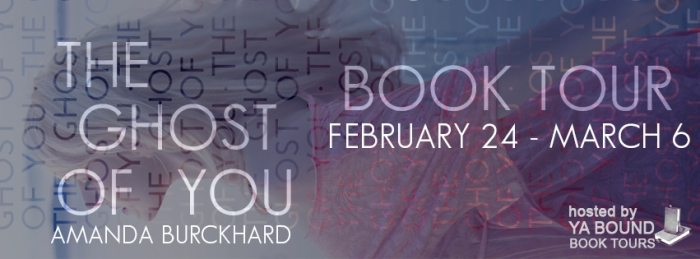 ghost of you tour banner