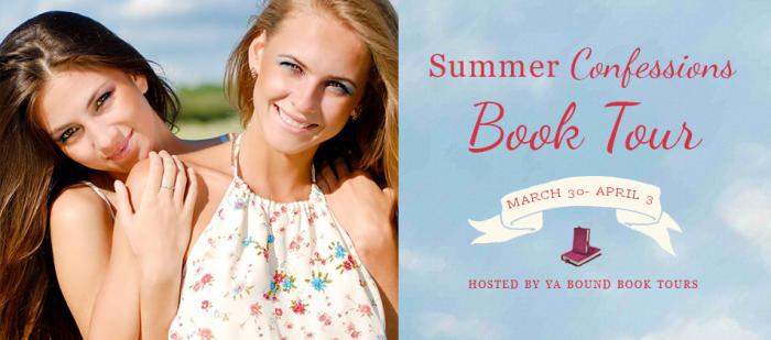 summer confessions tour banner
