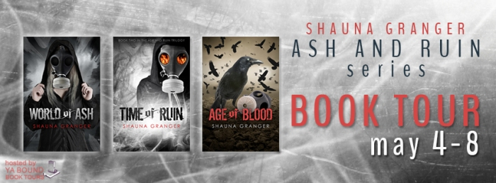 ash and ruin tour banner