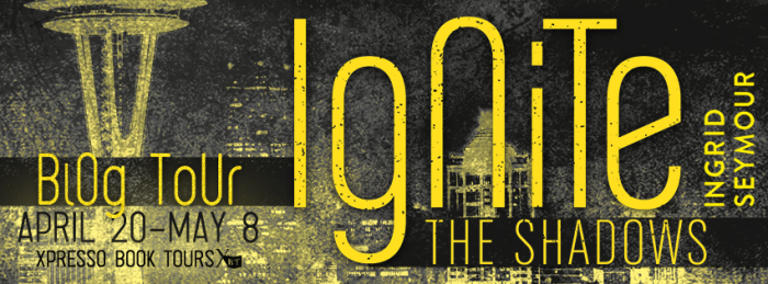 Ignite The Shadows Tour Banner