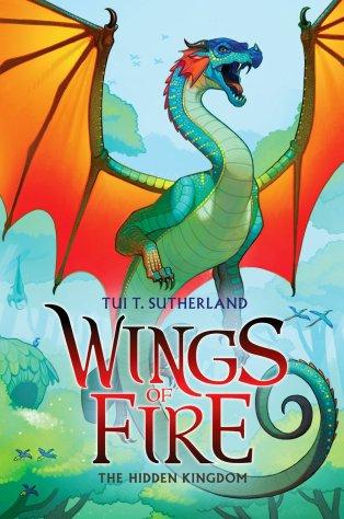The Hidden Kingdom; Wings of Fire