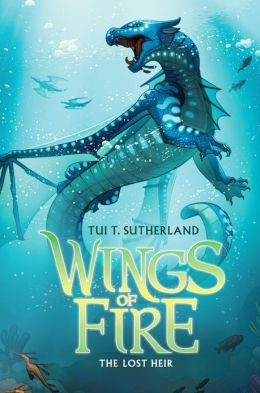The Lost Heir; Wings of Fire