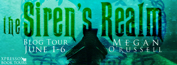 The Sirens Realm Tour Banner